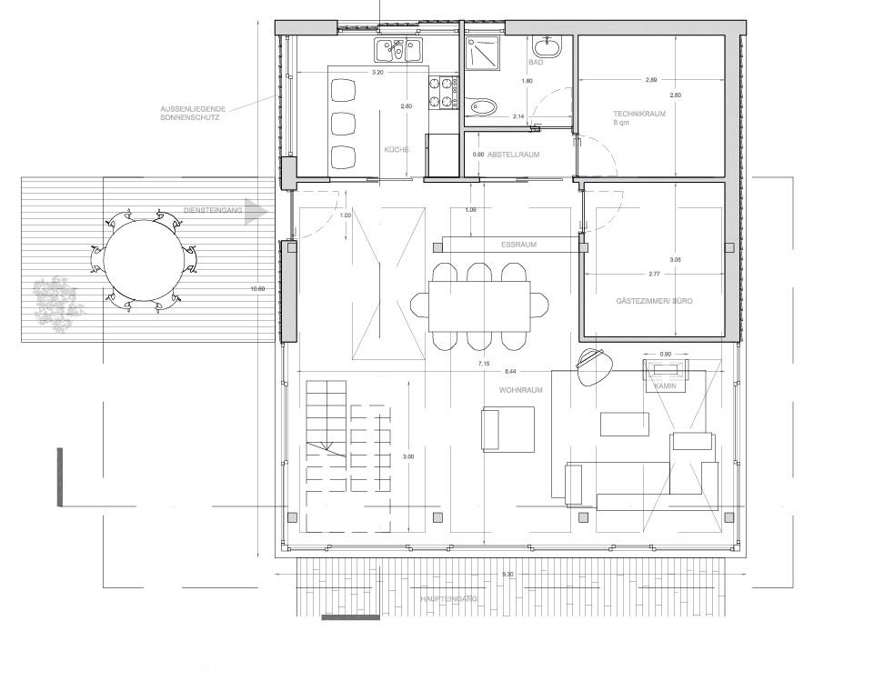 Progetti case piano terra progetti casa with progetti for Progetto piano terra
